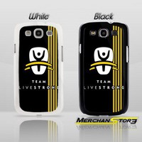 Teamls Creverse Bicycles Livestrong Team Samsung Galaxy S3 Case