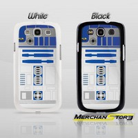 Star Wars R2D2 Samsung Galaxy S3 Case