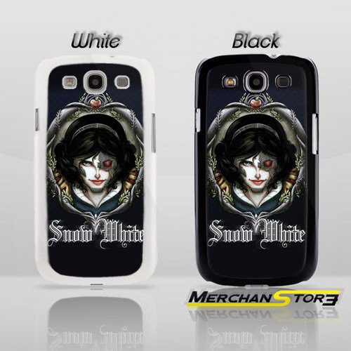 Snow White Zombie Robot Samsung Galaxy S3 Case
