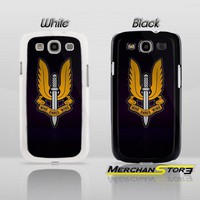 SAS Who Dares Wins Samsung Galaxy S3 Case