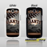 San Francisco Giants MLB Team Logo Samsung Galaxy S3 Case