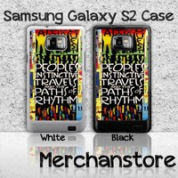 BACK IN THE DAY A Tribe Called Quest Samsung Galaxy S2 Case