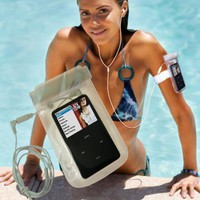 FLAPPLES - iSwim - Waterproof iPod Case