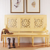 PoshLiving - Sullivan&#x27;s Island Bench in Choice of Color