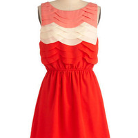 Tiers the Place Dress | Mod Retro Vintage Dresses | ModCloth.com