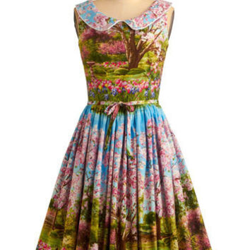 Bernie Dexter Scene and Believed Dress | Mod Retro Vintage Dresses | ModCloth.com