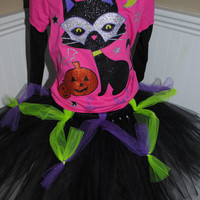Halloween tutu 2T and up