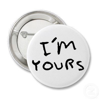 Jason Mraz - I'm Yours Button from Zazzle.com