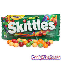 Skittles Orchards Candy Packs: 24-Piece Box | CandyWarehouse.com Online Candy Store
