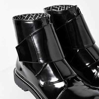 Shellys London Bastelli Ankle Boot- Black