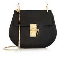 Chloé - Drew medium leather shoulder bag