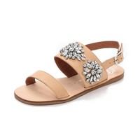 Jeffrey Campbell Dola Jeweled Sandals
