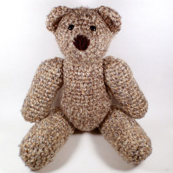 Crochet Teddy Bear Blogs Only New Crochet Patterns