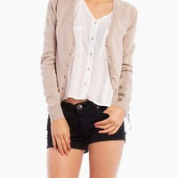 Simple Cardigan
