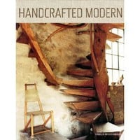 Handcrafted Modern: At Home with Mid-century Designers [Hardcover]