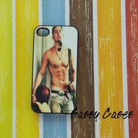 iPhone 4 / 4S Case Channing Tatum Hot Guy in Color