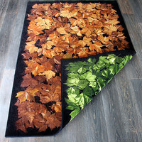 YLdesign - Turn the Season rug