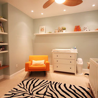 Nursery Reveal: Modern Colors and Style for a Baby Boy | Baby Lifestyles