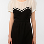 Coincidence & Chance Short-Sleeved Chiffon Dress