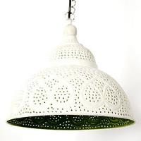 lemonlu painted indian lamp | six colours by lemonlu london | notonthehighstreet.com