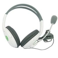 Professional Headphone with Mic for XBOX 360: Video Games