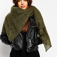 ASOS Oversized Knit Scarf