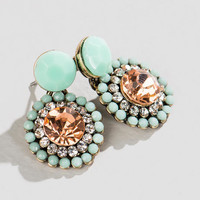 Robyn Jeweled Drop Earrings