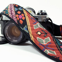 dSLR Camera Strap, W/Pocket  Quick connect
