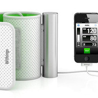 Blood Pressure Monitor for Iphone & Ipad | materialicious