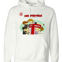 One Direction Take Me Home Cartoon Sweatshirt Crewneck OR Hoodie