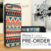 iPhone 5 Hard Case - Indian Tribal Design 072 - Phone Cover PRE-ORDER