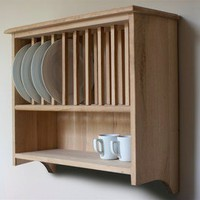 daisyhardcastle — Daisy Hardcastle Gorgeous  RAW OAK plate rack