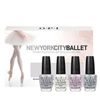 O.P.I New York Ballet Mini Collection at asos.com