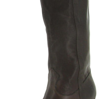 Frye Taylor Pull On Women's Western Boots Leather Cowboy