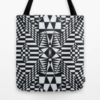 Wicked Ways Tote Bag by MissCrocodile63