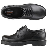 Womens - safeTstep - Women's Deidre Oxford with safeTstep Technology - Payless Shoes