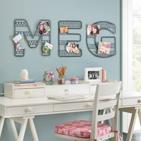 Wire Wall Letters
