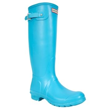 Hunter Original Tall Rain Boot at Von Maur
