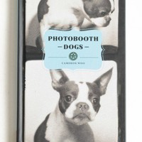 Photobooth Dogs book at ShopRuche.com