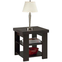Walmart: Larkin End Table, Espresso