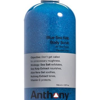 Men's Anthony Jumbo Blue Sea Kelp Body Scrub