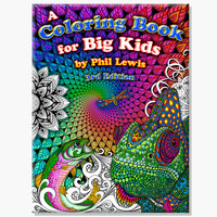 Coloring Book - 3rd Edition | Phil Lewis Art