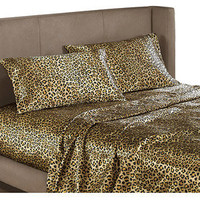 Satin Bedding Sheet Set