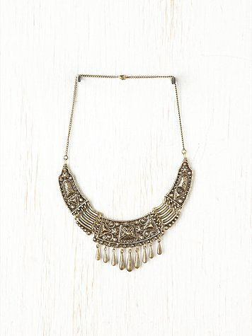 Free People Casbah Necklace