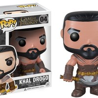 Game of Thrones Khal Drogo Funko POP! Vinyl Figure