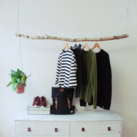 Tree Clothing Rack