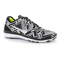 Nike Women's Free 5.0 TR Fit 5 Print Trainers