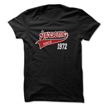 Awesome Since 1972.