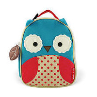 Skip Hop Zoo Lunchies Insulated Lunch Bag - Owl