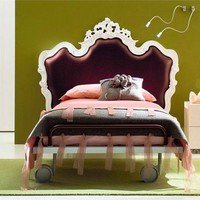 Amazing Furniture for Luxury Girls Bedroom Design by Di LiddoPerego | Kidsomania